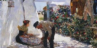 Sorolla: Spanish Master of Light at the National Gallery