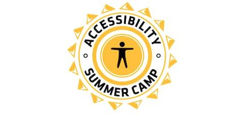 WSU Tech Accessibility Summer Camp 2019 tickets