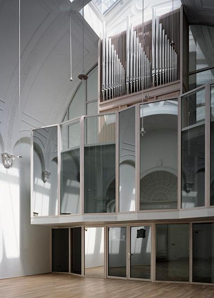 Alberto Giurioli at Swiss Church (Piano solo) image