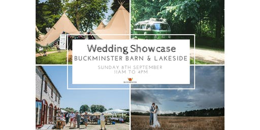 Buckminster Wedding Showcase