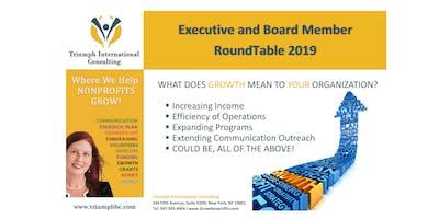 Nonprofit Executive Leadership Roundtable