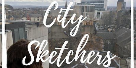 City Sketchers tickets