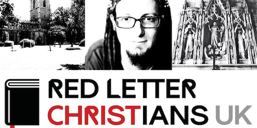 Luton: Beating Knives With Shane Claiborne and Red Letter Christians