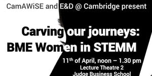 Carving Our Journeys: BME Women in STEMM