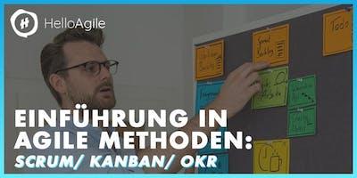 Agile Masterclass: Scrum/ Kanban/ OKR