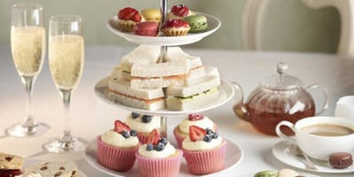 Ted's Clinic Fundraiser - Champagne Afternoon Tea