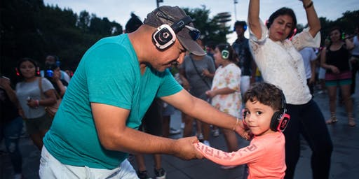 Free Silent Disco at Forest Park!