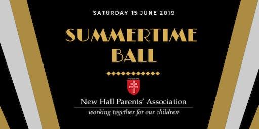 NHPA Summertime Ball