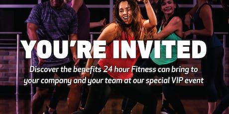 24 Hour Fitness Kessler Park VIP Sneak Peek tickets