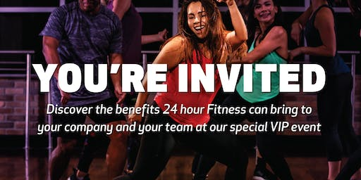 24 Hour Fitness Kessler Park VIP Sneak Peek