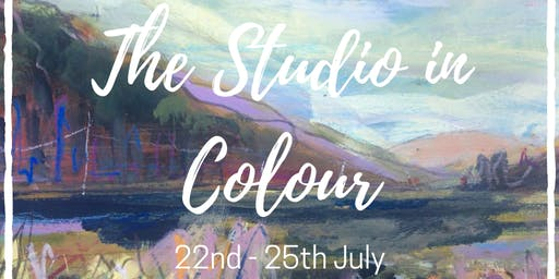 THE STUDIO IN COLOUR SUMMER SCHOOL