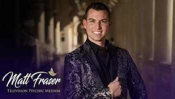 Psychic Medium Matt Fraser LIVE in Worcester