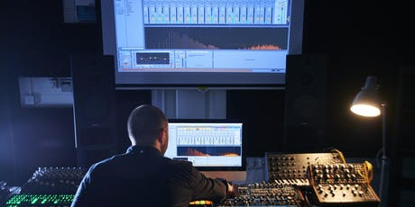 dBs Music Sessions - 3 Week Music Production Workshop for 13-16 year olds (FREE!) 5th, 6th & 7th August 2019 tickets