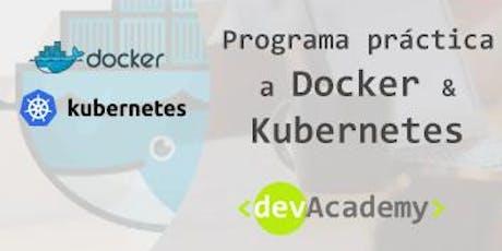 [Formación] Introducción práctica a Docker y Kubernetes entradas