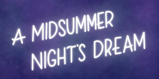 A Midsummer Night's Dream (Shakespeare on the Deck)