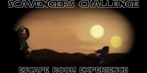 Star Wars:  Scavengers Challenge Escape Room Experience
