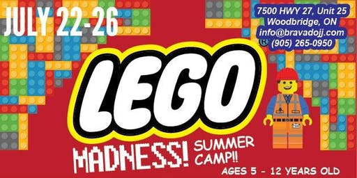 LEGO MADNESS Summer Camp
