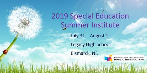 Special Education Summer Institute