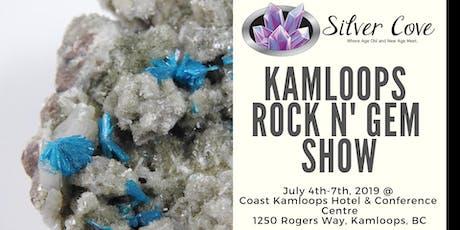 The Kamloops Rock N' Gem Show tickets