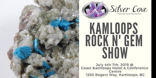 The Kamloops Rock N' Gem Show