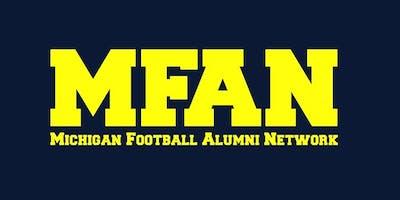 Michigan Football Alumni Network Dues & Donations