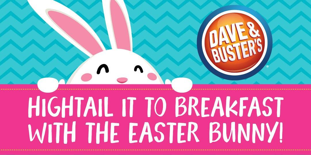 D&B Desert Ridge Marketplace  Breakfast with the Easter Bunny 2019