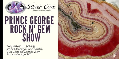 The Prince George Rock N' Gem Show tickets