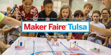 Maker Faire Tulsa 2019 tickets