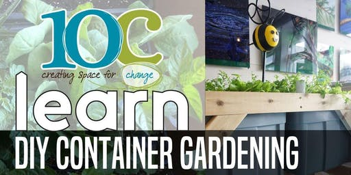 Do it Yourself Container Gardening