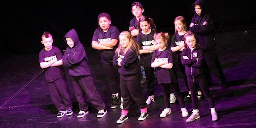 Street Dance Workshop Fairford - Mon 5th Aug 11am-1pm