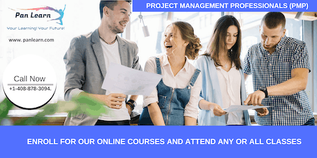 PMP (Project Management) Certification Training In Arnold, CA tickets