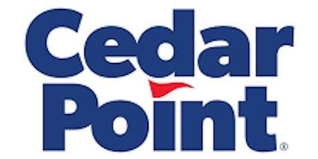Cedar Point  tickets