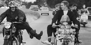 The Art of thinking about the Mods and the Rockers