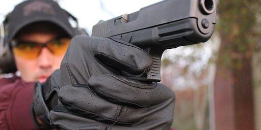 Advanced / LE level Semi Auto Pistol Class (POST credit)