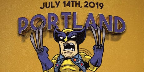 Patches and Pins Expo Portland OR tickets