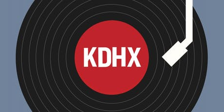 First Friday KDHX DJ Spin with Darren Snow and Ace tickets