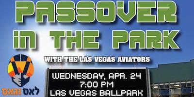 Passover at the Park - Jewish Heritage Night!