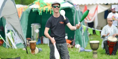Circus Skills Fairford - Wed 14th Aug 10am-12noon