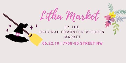 Litha Market- by the Original Edmonton Witches Market