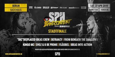 DeFranzy @SPH Bandcontest l Stadtfinale Berlin