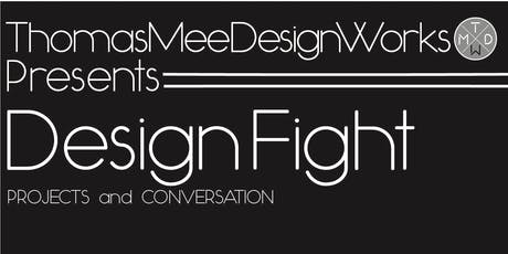 Design Fight-a Monthly Meetup For Artists and Designers tickets