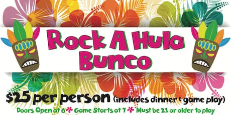 NOFA NOLA's Rock A Hula Bunco 2019 tickets
