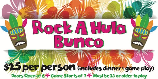 NOFA NOLA's Rock A Hula Bunco 2019