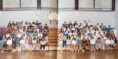 Bourne High School Class of '89 30th Reunion