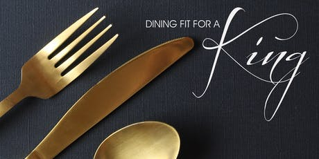Dining Fit for a King - Hand Painted Bowl Workshop tickets