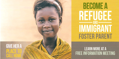 Refugee Foster Care Meeting tickets