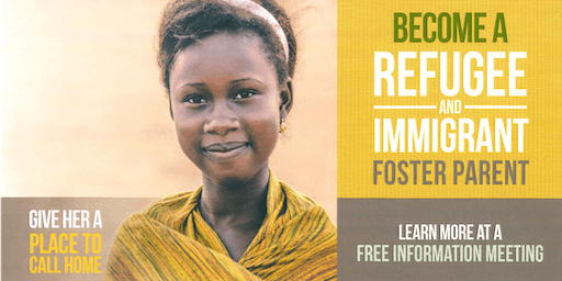 Refugee Foster Care Meeting