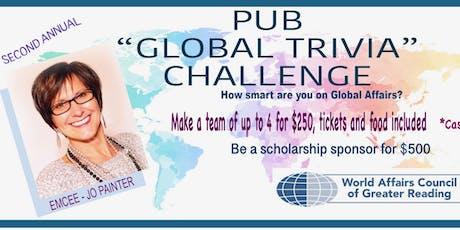Pub Global Trivia 2019 tickets