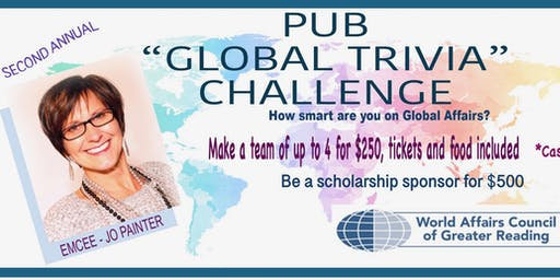 Pub Global Trivia 2019
