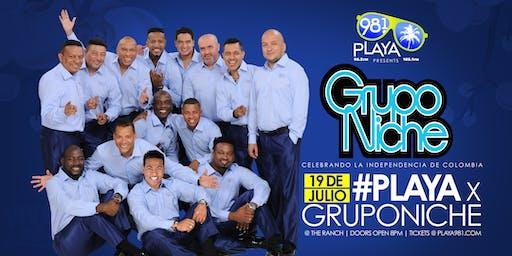 Grupo Niche | Celebrando la Independencia de Colombia